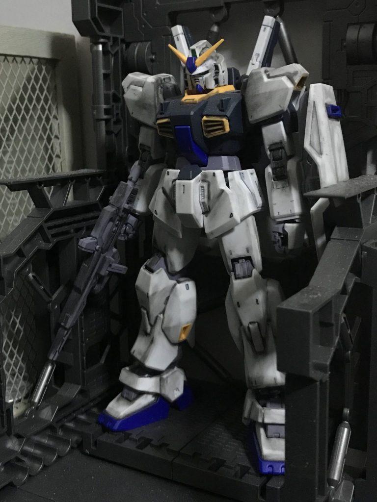ガンダムMk-II(0096) アピールショット2