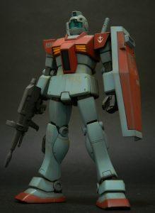 RGM-79S ジム指揮官専用機