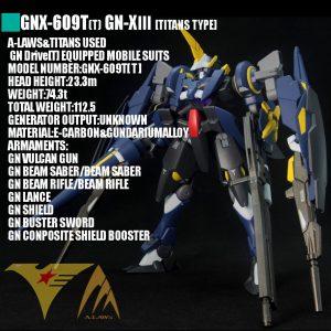 HG ジンクスIII(ティターンズ型)