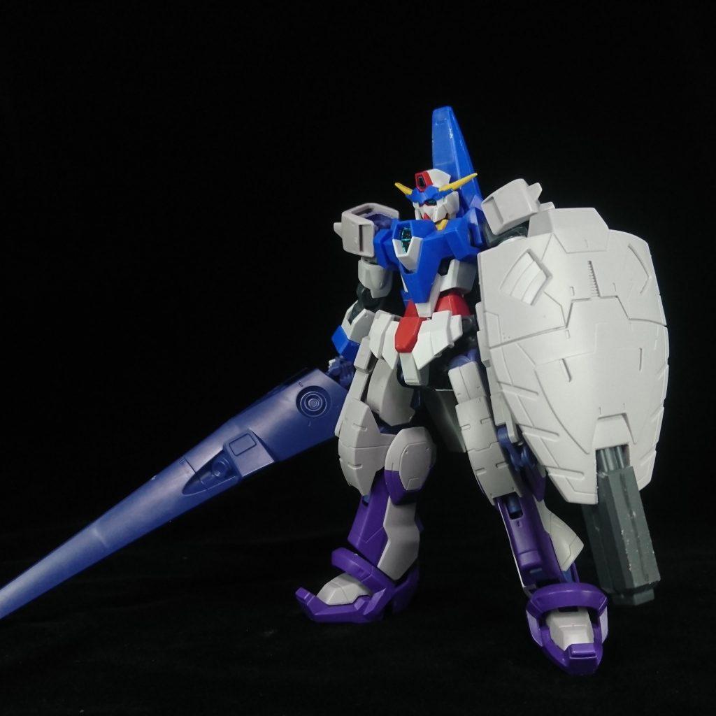 ガンダムAGE-3 ファランクス 制作工程1