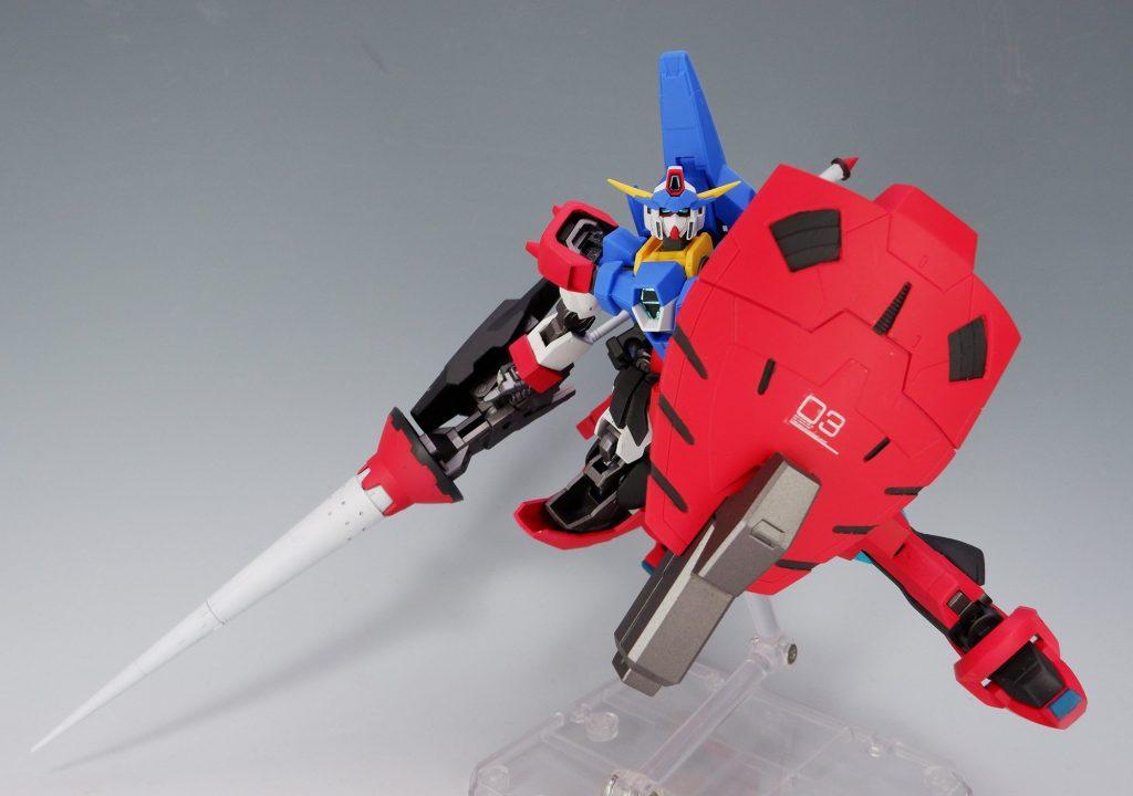 ガンダムAGE-3 ファランクス アピールショット3