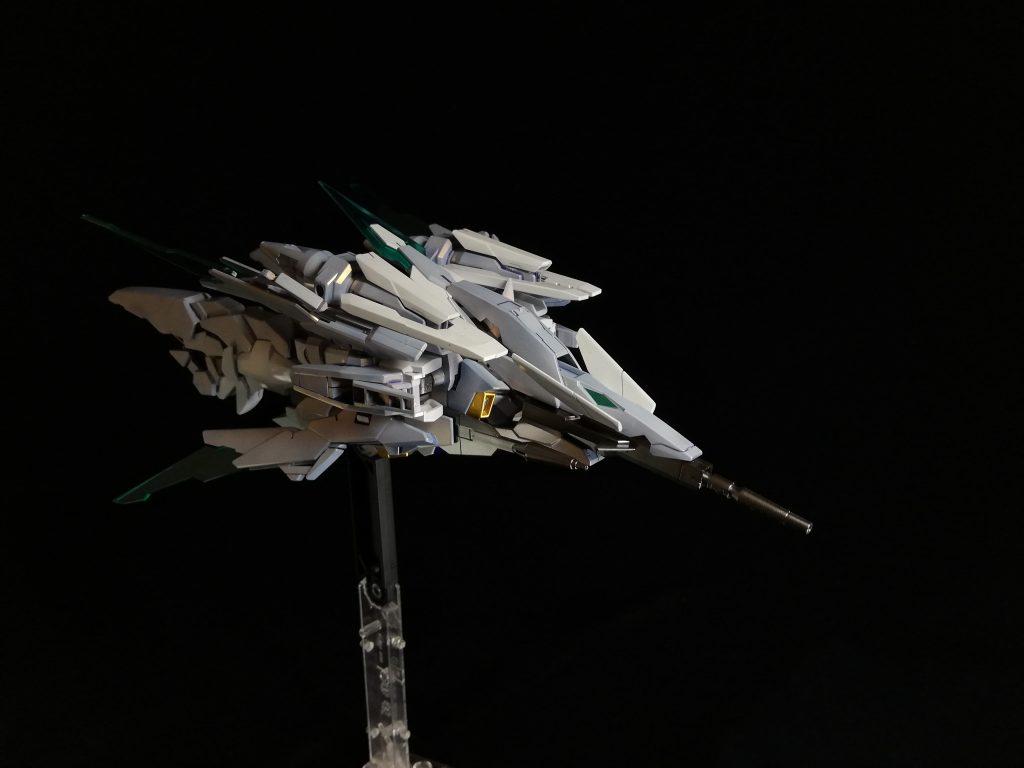 ガンダムAGEⅡマグナムSV(キャンディ塗装) アピールショット7