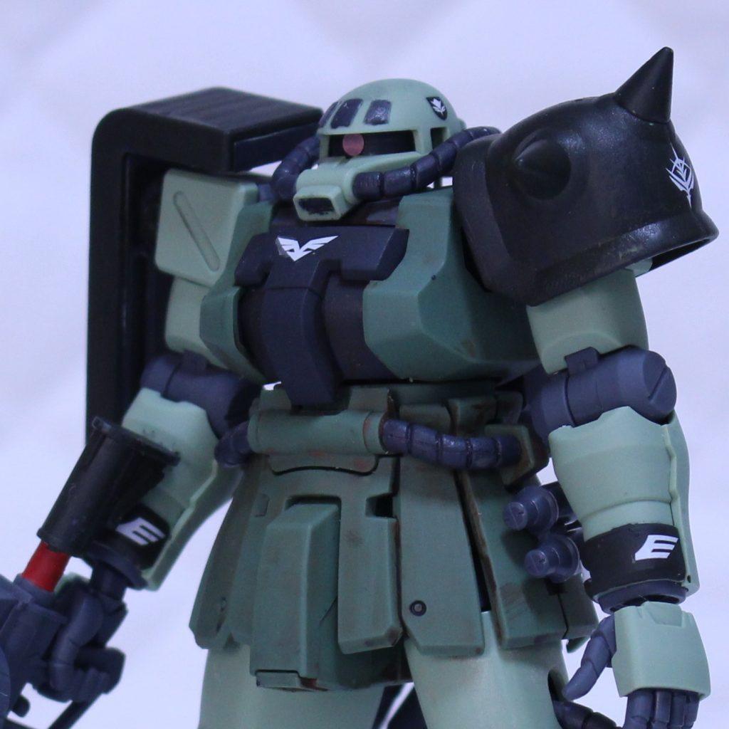 HGUC ザクⅡF2型 (袖付き仕様)