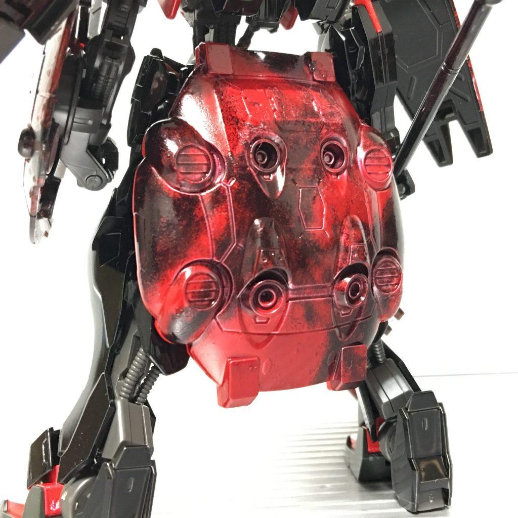 暗黒聖騎士・ガンダムウヴァル アピールショット8
