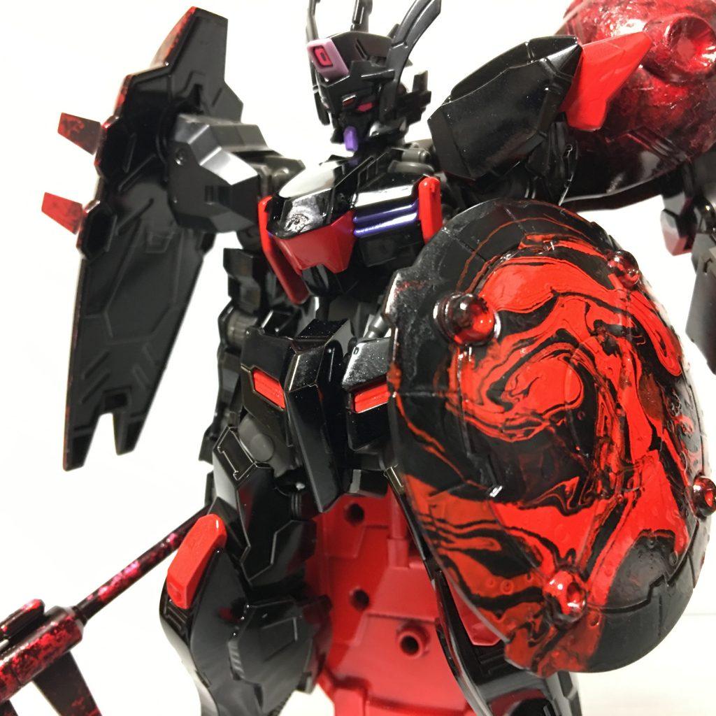 暗黒聖騎士・ガンダムウヴァル