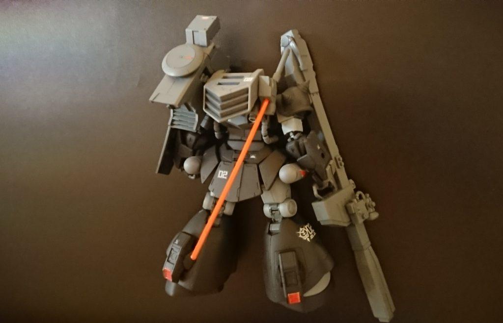 ドム試作実験機(実戦配備型)改 アピールショット2