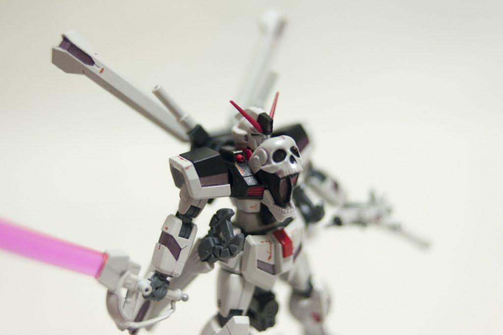 XM-X9999 クロスボーンガンダム魔王
