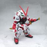 SD Gundam Astray Red Frame