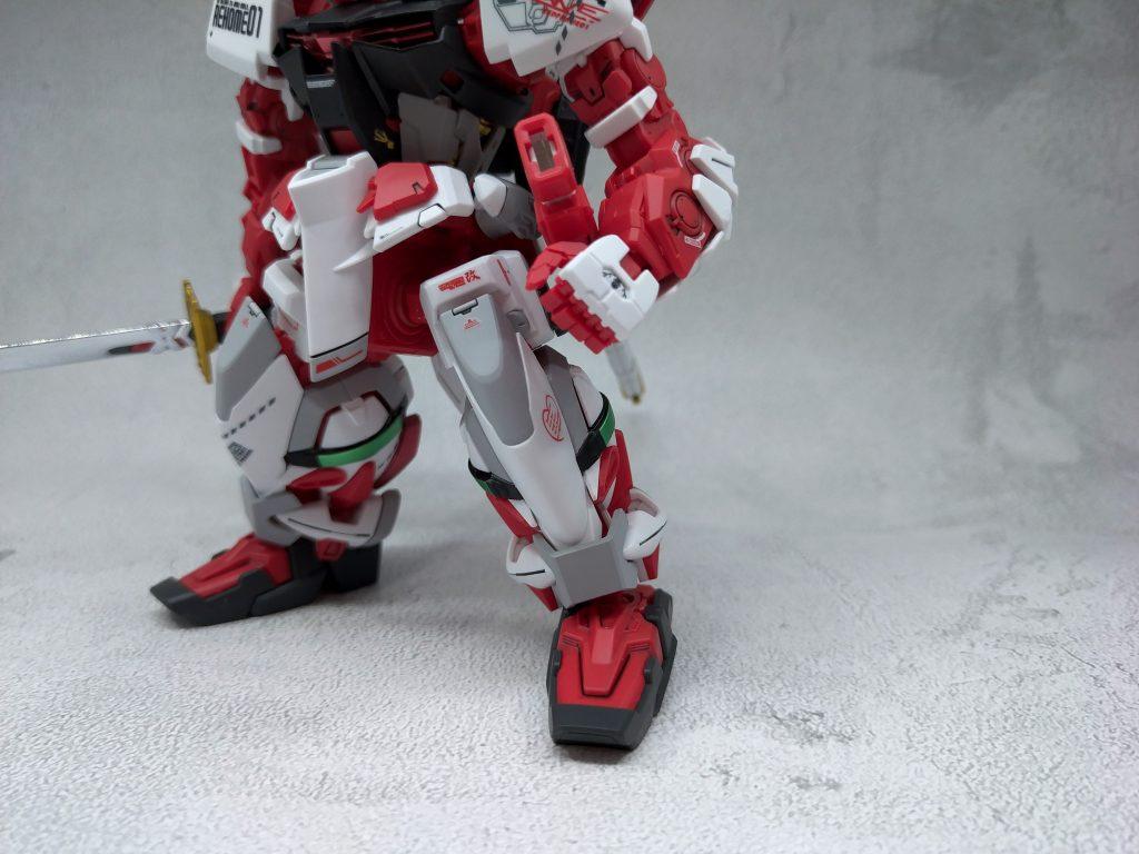 SD Gundam Astray Red Frame アピールショット3