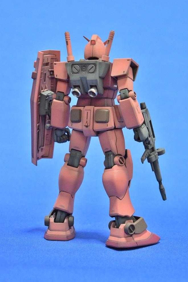 HGUC RX78/C.A キャスバル専用ガンダム アピールショット5