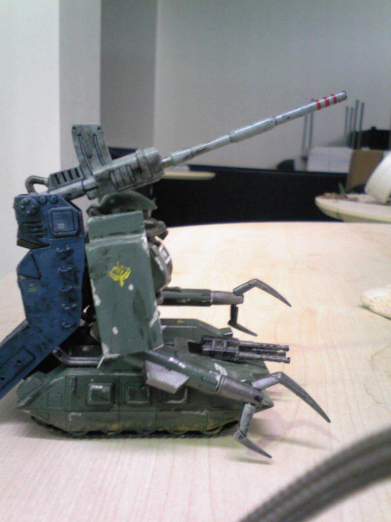ザクタンク アピールショット8