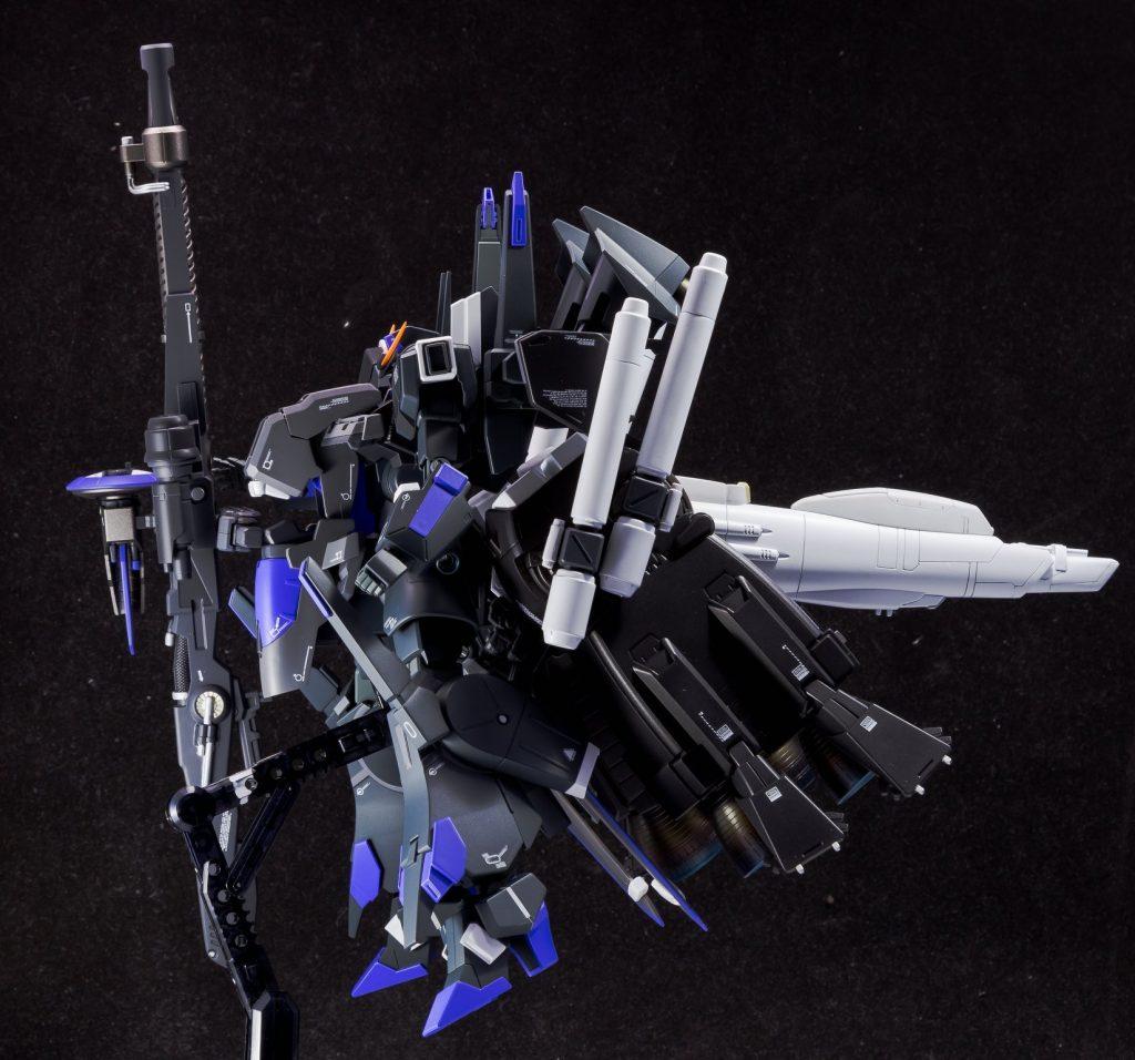 ARX-050ex  EX-BULLET  McMillan 制作工程2