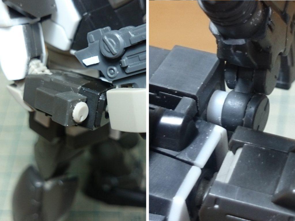 RX-78-01[N] 局地型ガンダム 北米戦仕(改) 制作工程6