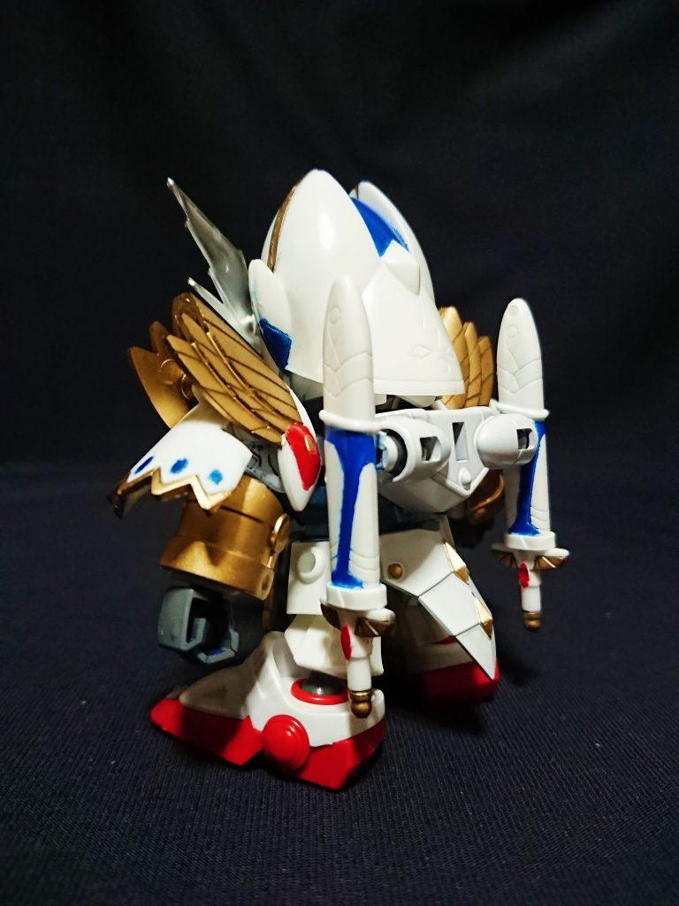 灼騎士F91 アピールショット3