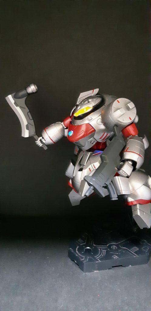ULTRAマン・ロディ アピールショット2