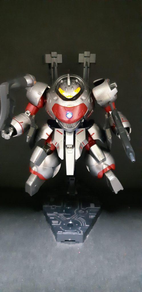 ULTRAマン・ロディ アピールショット3
