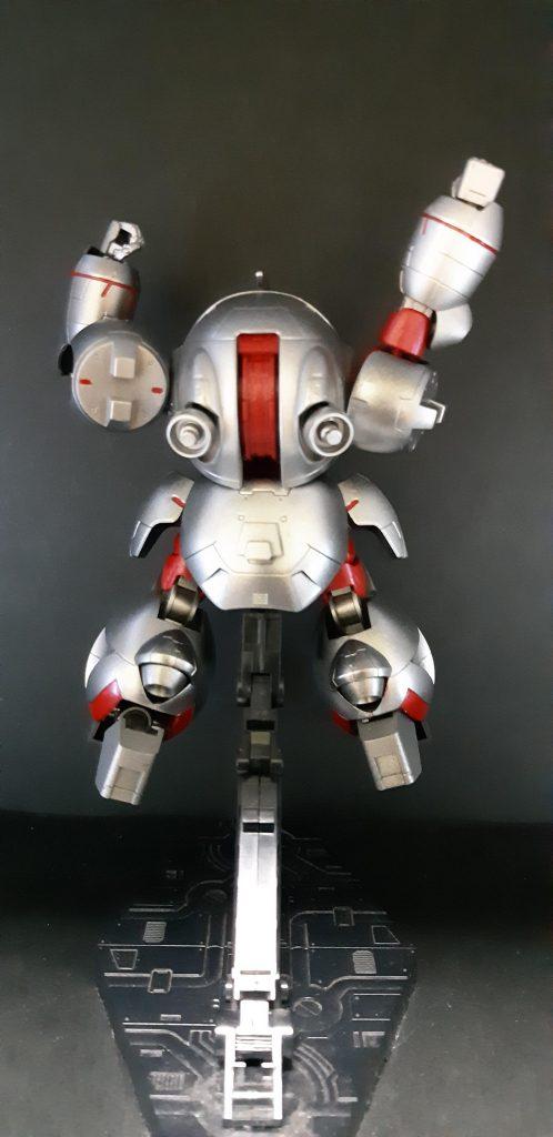ULTRAマン・ロディ アピールショット1