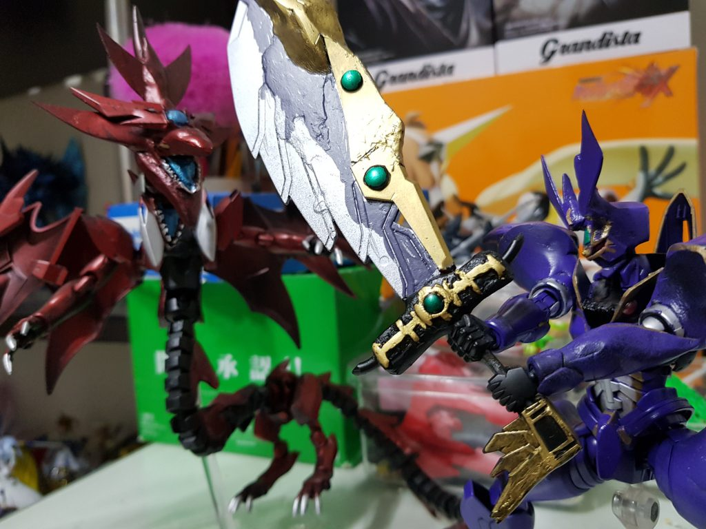 Dragon Buster Blade!!! アピールショット1