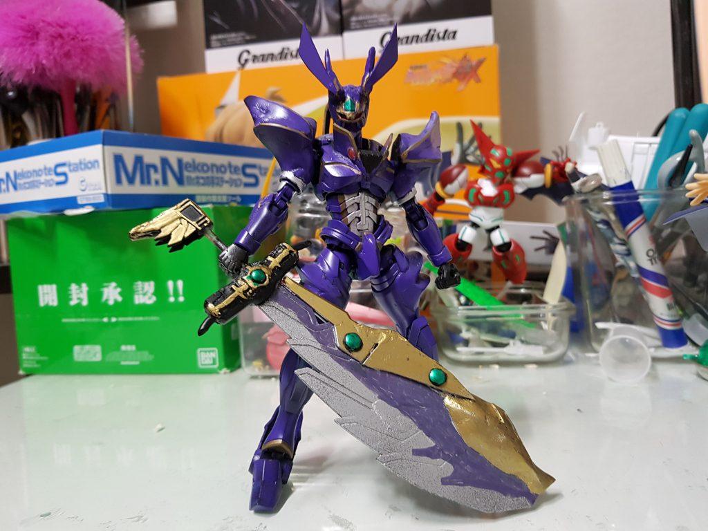 Dragon Buster Blade!!! アピールショット2