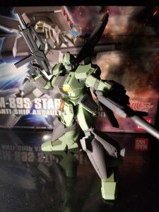 """RGM-89D """"高機動型ジェガン"""""""