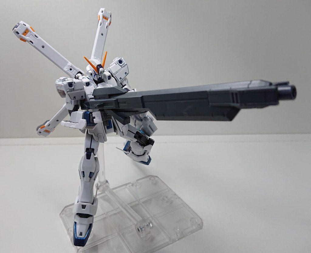 クロスボーンガンダムX1 アピールショット6