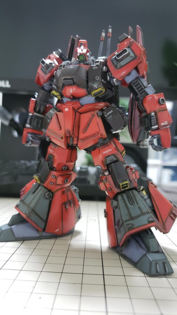 MSA-099 リックディアス