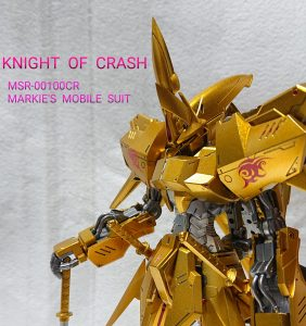 KNIGHT OF CRASH