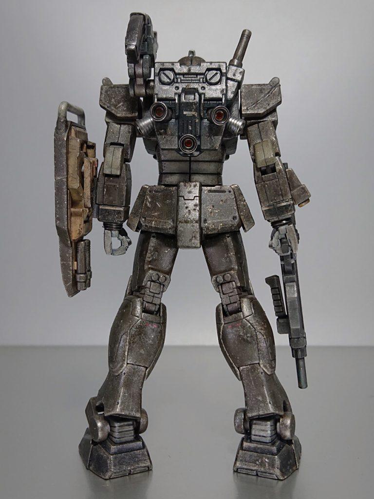 RX-78-01[N] 局地型ガンダム 北米戦仕(改) アピールショット2