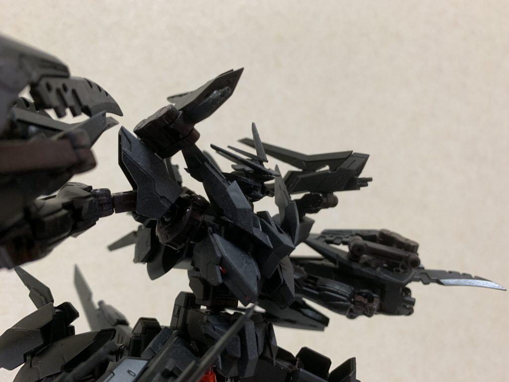 VN-666 ガンダムベスティア アピールショット6