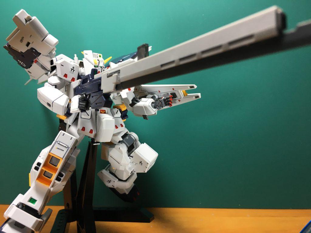 ガンダムTR-1 ヘイズル改 / Gパーツ[フルドド] アピールショット7