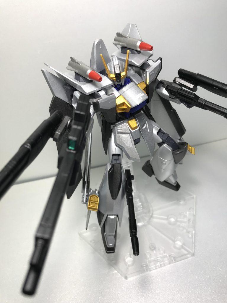 ガンダムエアマスター クアトロ アピールショット3