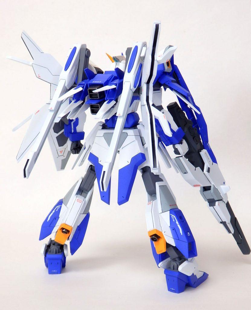 YNG-01 REGALIA-〔M〕 GUNDAM ‐レガリアムガンダム‐ アピールショット7
