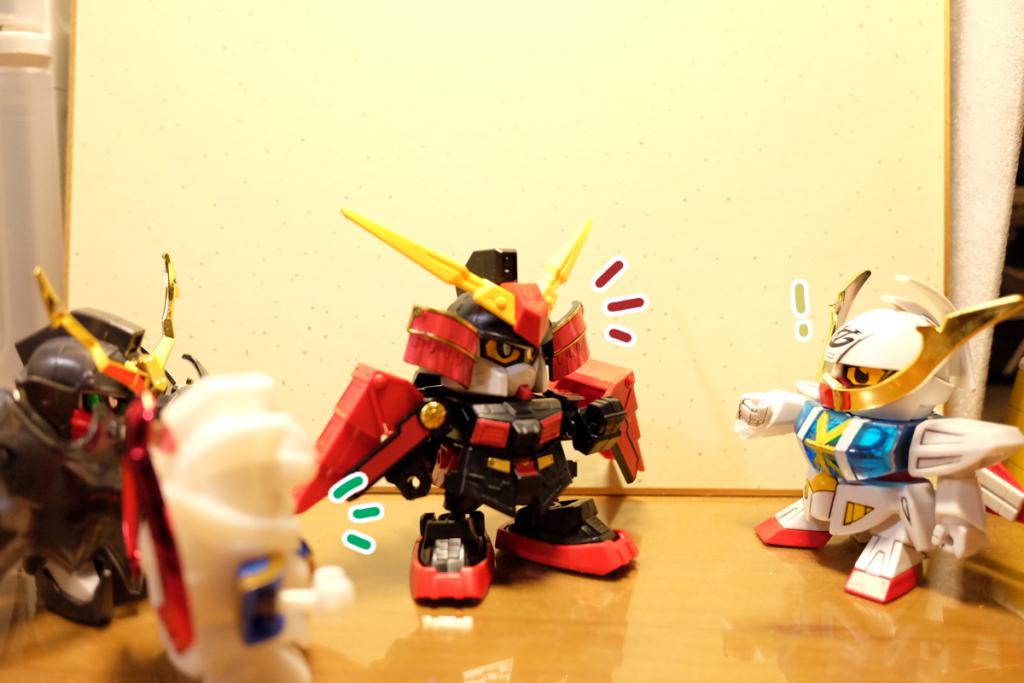 「がおー!」「ぎゃー!!!」 アピールショット6