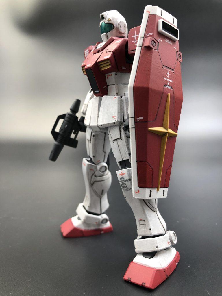RGM-79 ジム アピールショット2