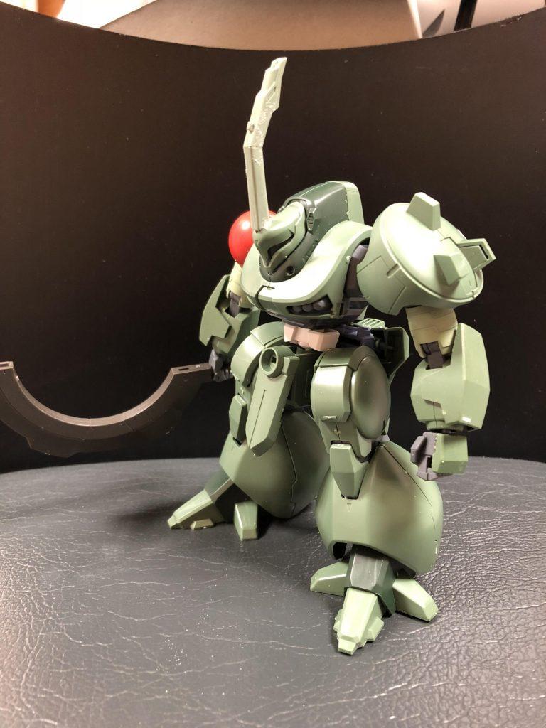 ヤクト ゾノス 制作工程3