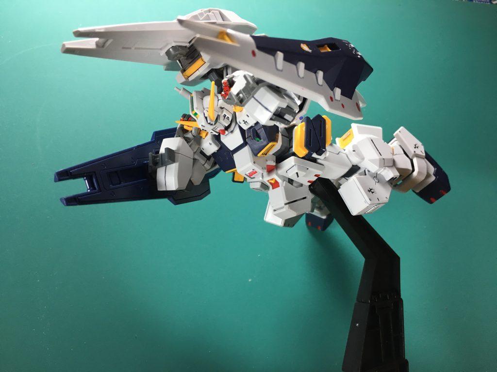 ガンダムTR-1 ヘイズル改 / Gパーツ[フルドド] アピールショット3