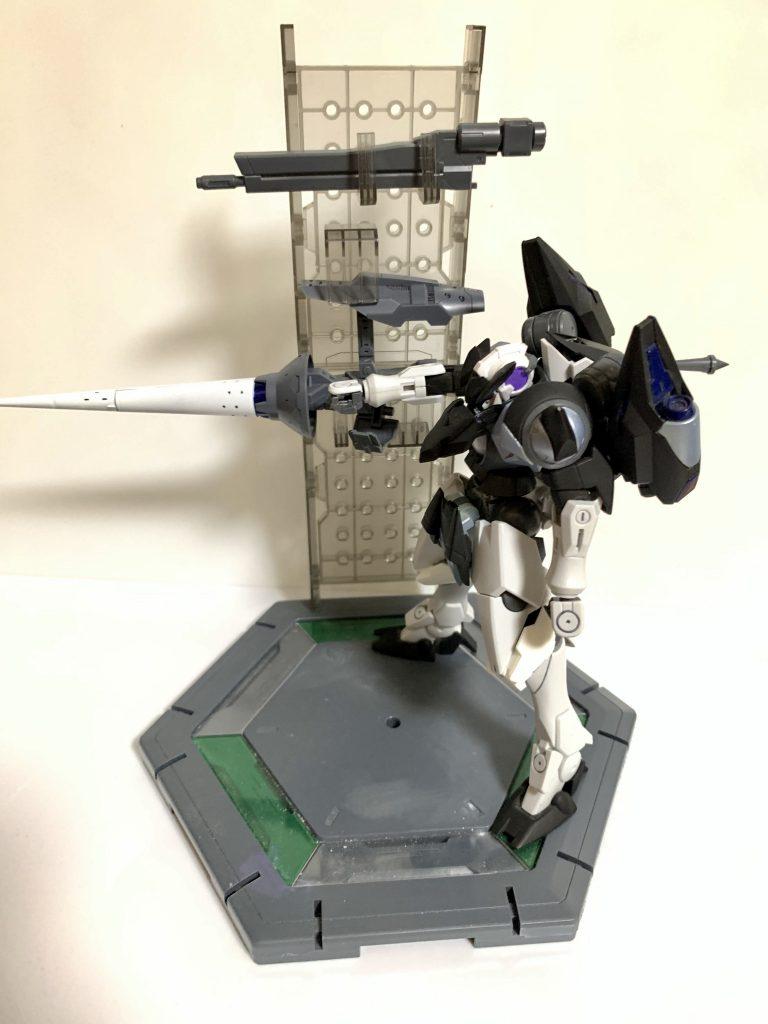 GN-セルペンテ:弐型 アピールショット6