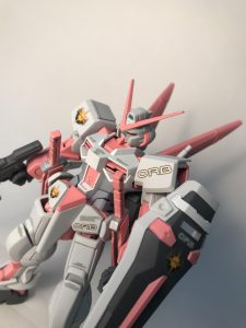 M1 アストレイ Ver.Pink