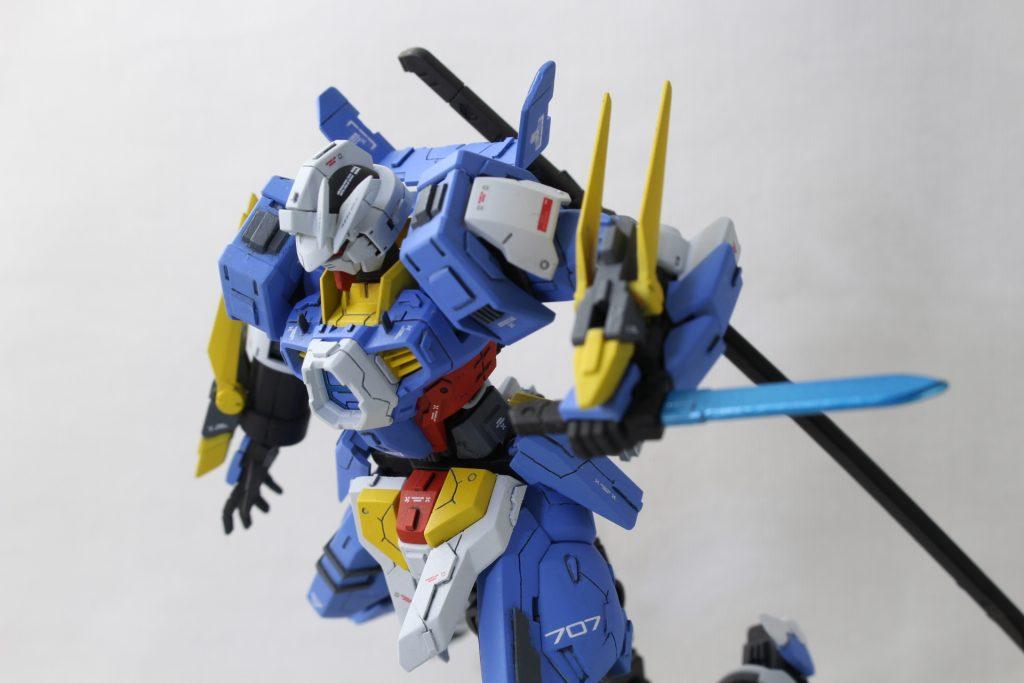 HG GUNDAM AGE-1 SPALLOW type:Dual Blade
