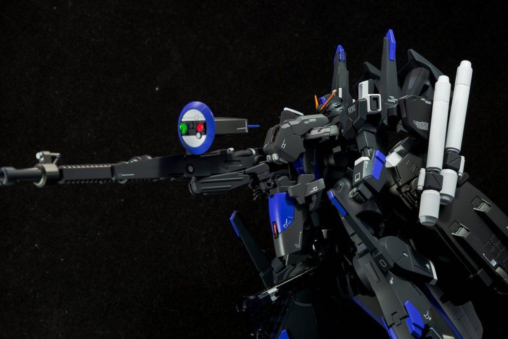 ARX-050ex  EX-BULLET  McMillan 制作工程4
