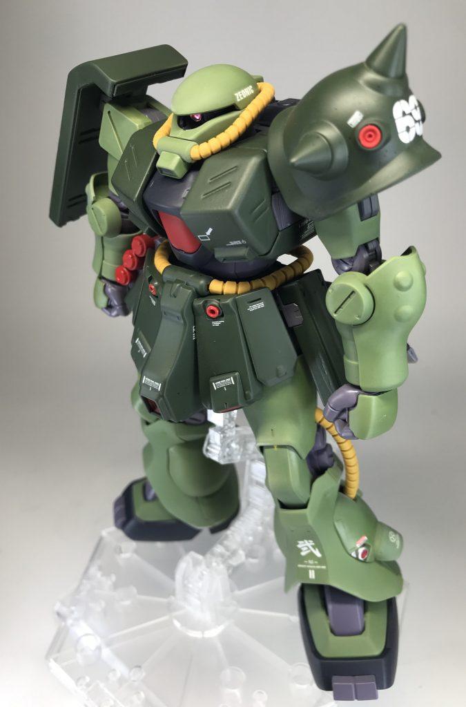 RE MS-06FZ ザクⅡ改 【original】 アピールショット3