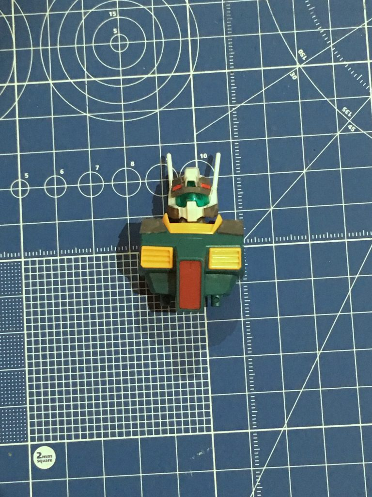 ジムⅢストライカー 制作工程2