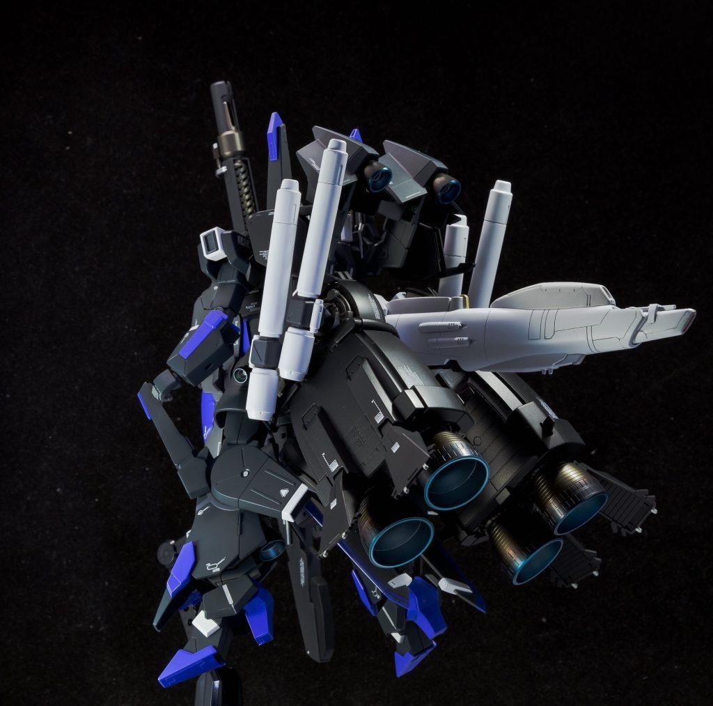 ARX-050ex  EX-BULLET  McMillan 制作工程1