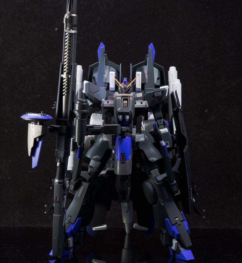 ARX-050ex  EX-BULLET  McMillan 制作工程5