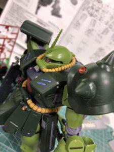 RE/100 ザクII改