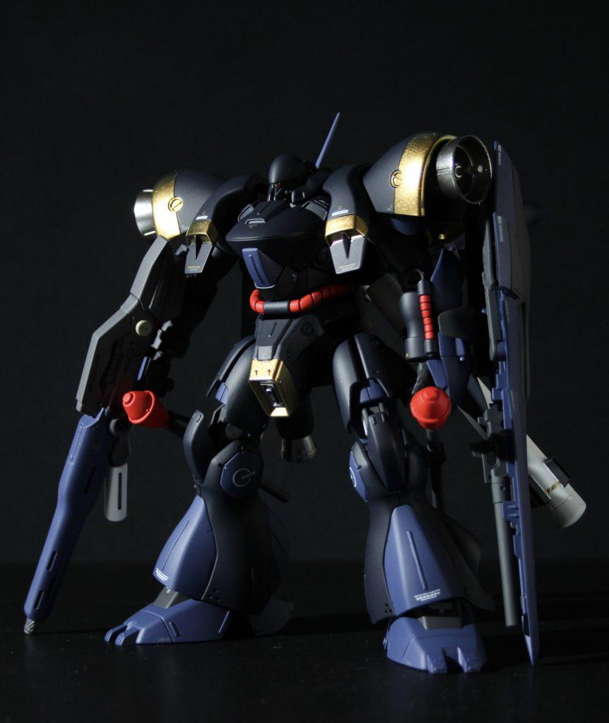 HG ガーベラ・テトラ アピールショット7