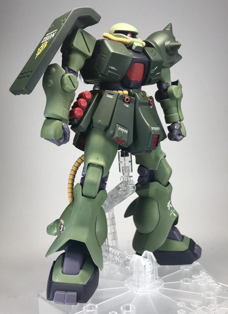 RE MS-06FZ ザクⅡ改 【original】 アピールショット2