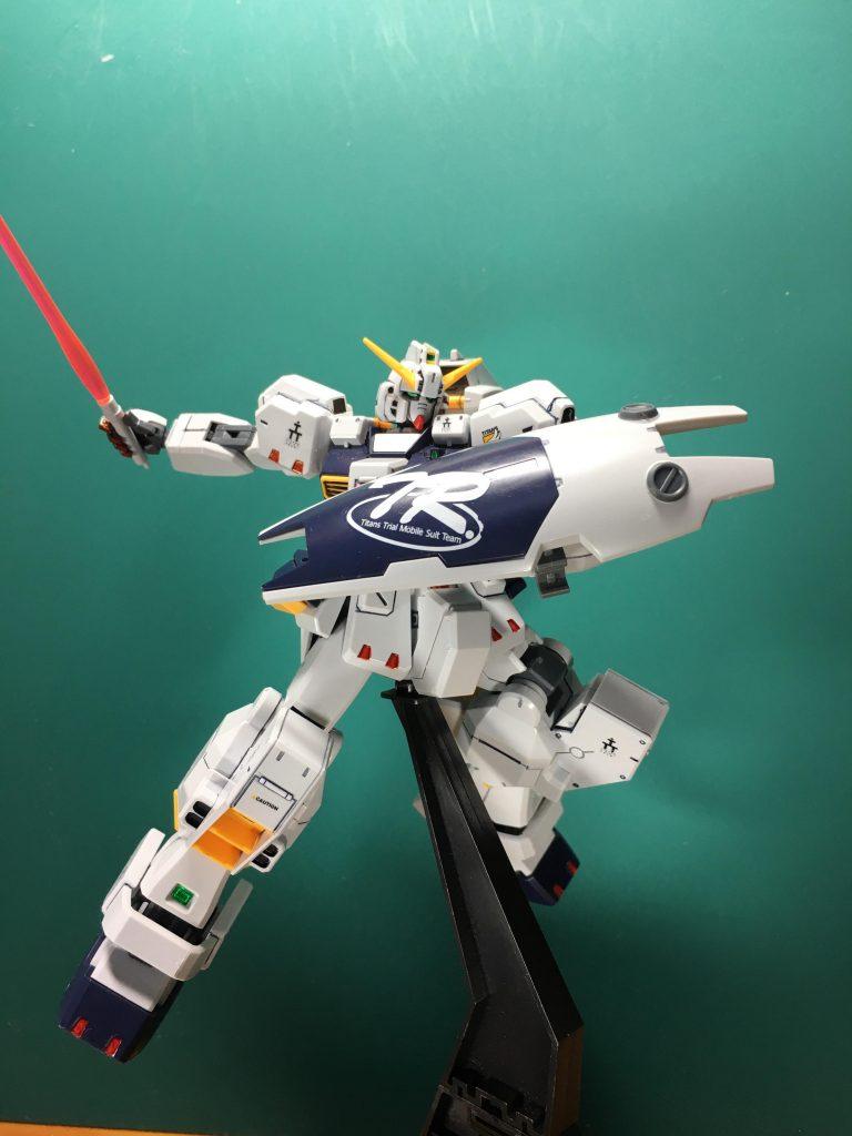 ガンダムTR-1 ヘイズル改 / Gパーツ[フルドド] アピールショット2
