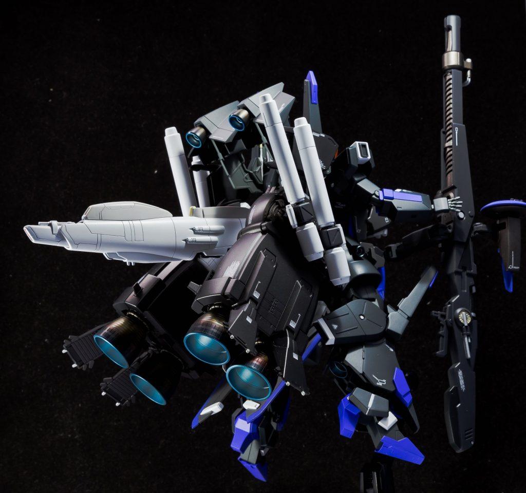 ARX-050ex  EX-BULLET  McMillan アピールショット7