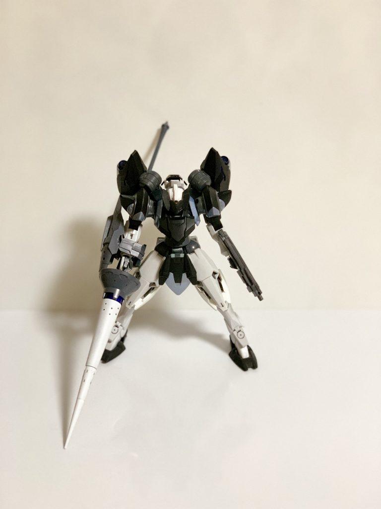 GN-セルペンテ:弐型 制作工程8